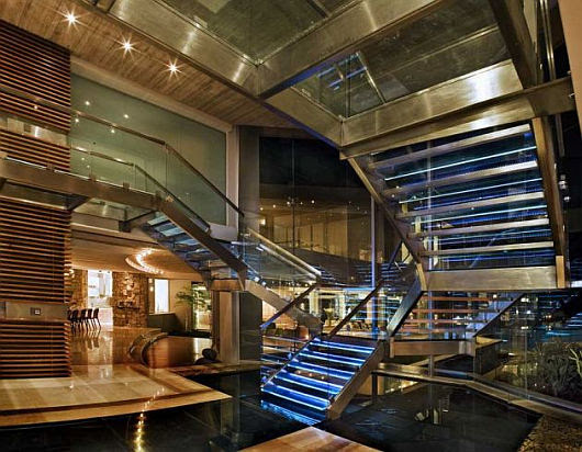 Terrific Ultra Modern Interiors Gallery - Plan 3D house - goles.us ...