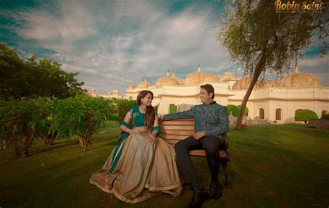 The Oberoi Udaivilas   Best location to shoot Pre wedding
