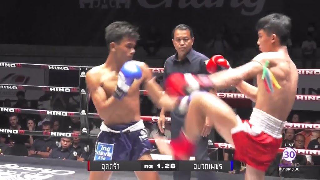 ศึกมวยไทยลุมพินี TKO ล่าสุด 1/3 18 กุมภาพันธ์ 2560 มวยไทยย้อนหลัง Muaythai HD - YouTube