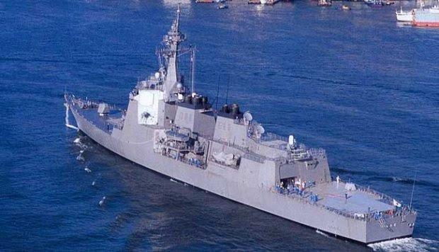 Atago, Kapal Perusak Jepang Terbesar ke-2 di Dunia