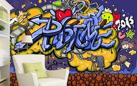 Grafiti Keren Kamar