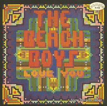 BEACH BOYS, THE love you