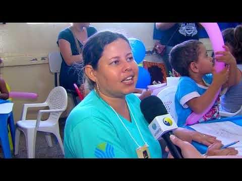 Comunidade do bairro Santa Emília recebe atendimentos de cursos da Uniderp