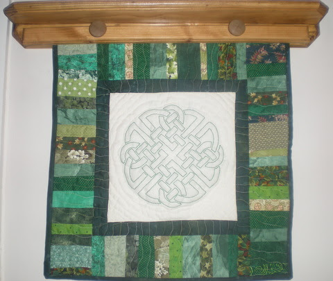 St. Paddy's Day Quilt