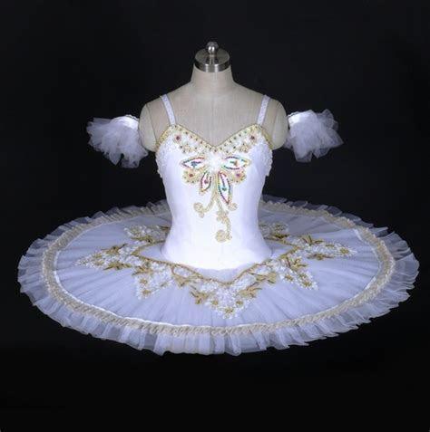 White Wedding pancake tutu dress