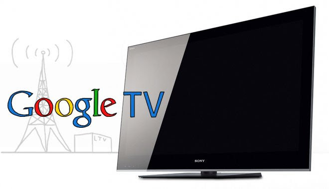 Google TV, o televisor inteligente