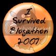 Blogathon Survivor