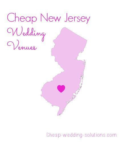 List of cheap New Jersey wedding venues   I'm Getting