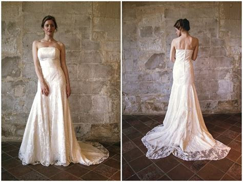 Introducing French Bridal Designer   Alesandra Paris