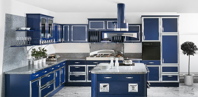 THE ART OF MODULAR KITCHENS - The QuickSearch Blog