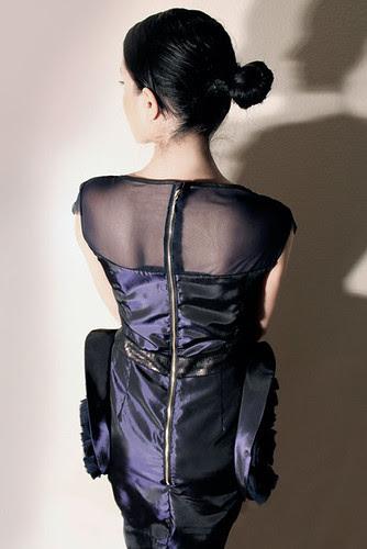 Violets are Blue Dress 2