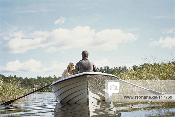 Abenteuer,Allein,Alltag,Beziehung,Bootfahren,Dem