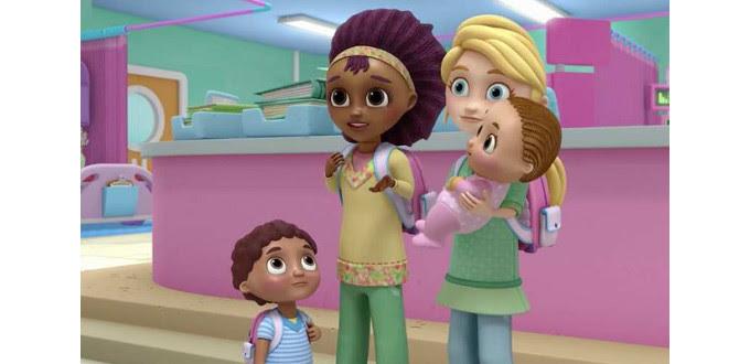 Disney promueve el matrimonio homosexual en  dibujos para niños de edad preescolar