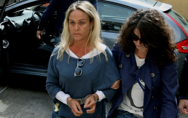 Τρία χρόνια φυλάκιση στην πρώην υποψήφια με τη Χρυσή Αυγή, Θέμις Σκορδέλη