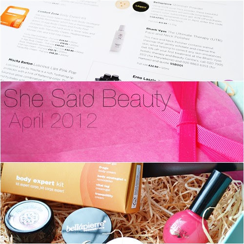She_Said_Beauty_April_2012