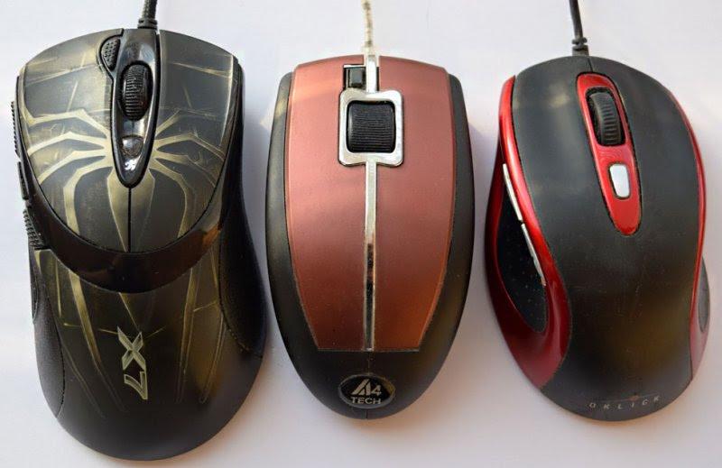 Как выбрать мышь