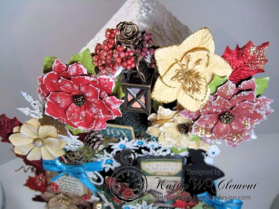 Gina's Gypsy Soull Christmas House 11