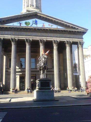 GOMA Glasgow Museuem Modern Art
