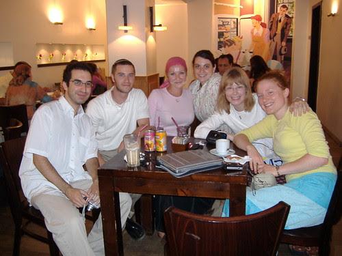 Soferet & Friends at Cafe Ne'eman!