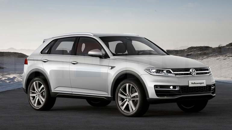 2017 Volkswagen Tiguan Live | 2017 - 2018 Best Car Reviews