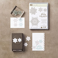 Flurry of Wishes Photopolymer Bundle by Stampin' Up!