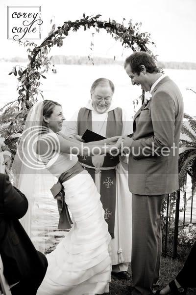 Lake Murray Wedding