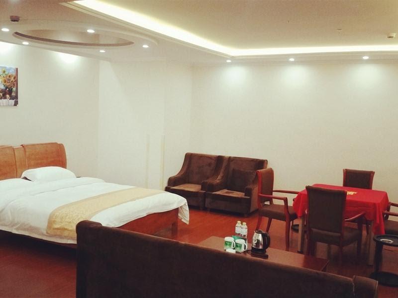 Review GreenTree Inn Linxi Pingyi Mengyang Road Express Hotel