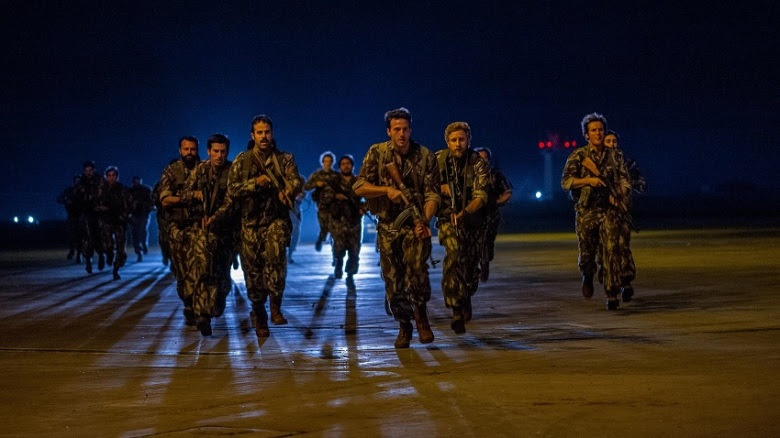 「7 Days in Entebbe (2018)」的圖片搜尋結果