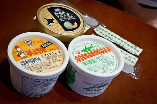 Tokyo Weird Cup Ice Museum