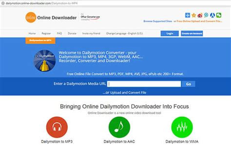 top  dailymotion  mp converters offline   apps