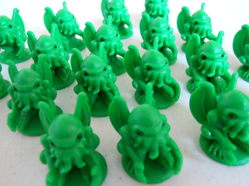 Unspeakable Words Cthulhu pawns
