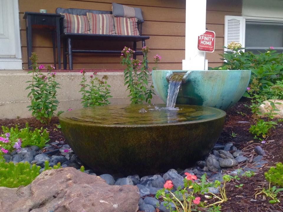 Patio Ponds Water Feature Installation Maintenance Repair ...