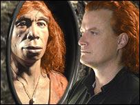 ¿Tuvieron los Neanderthales el cabello rojo? Foto: Michael Hofreiter/Kurt Fiusterweier/MPG EVA/Science)