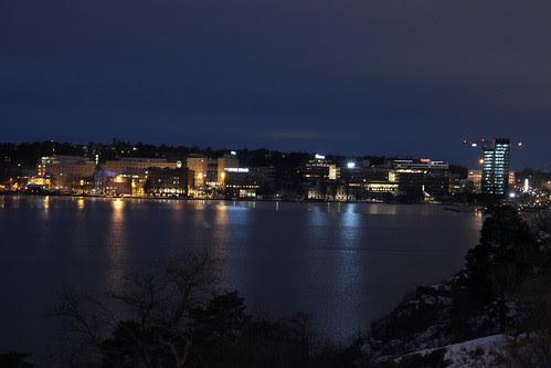 24 av 365 - Storstad by Yvonne L Sweden