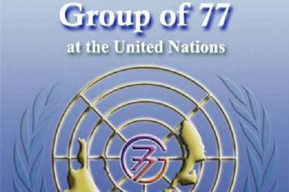 133 G77 Nations Vow to Destroy America's New World Order