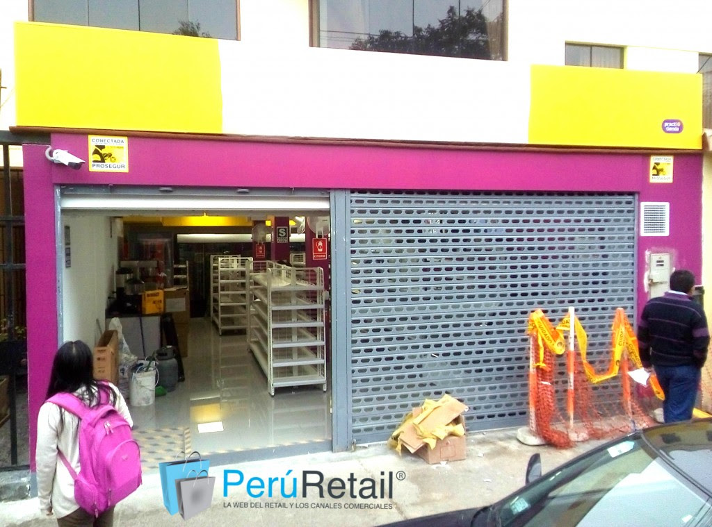Tambo la molina (2) Peru Retail