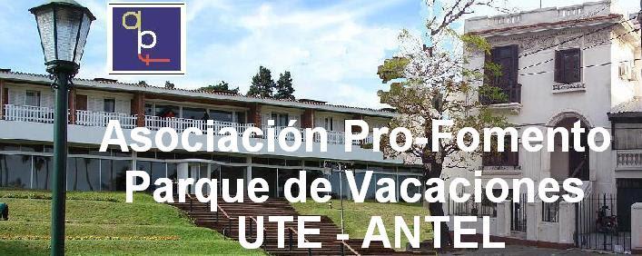 Asociación Pro Fomento P.Vacaciones UTE-ANTEL