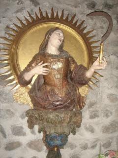Sainte Notburge († 1313)