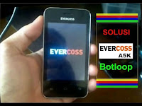 Video Tutorial Cara Flash Evercoss A5K via Research Download