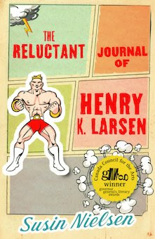 Reluctant Journal Of Henry K. Larsen: (Who Is Only Writing This Because His Therapist Said He Had To, Whi