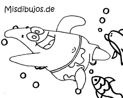 Dibujos Animados Para Colorear Dibujos