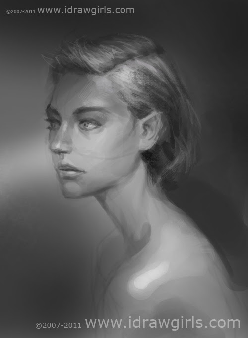how to draw face, portrait, female, cartoon, comics, concept, design, drawing, face, girls, how to, illustration, manga, sexy, sketch