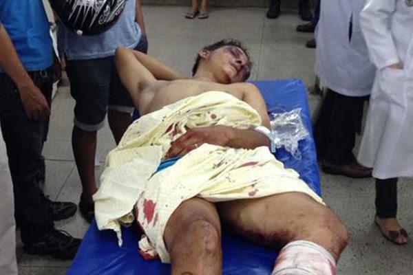 Marcelinho possui longa ficha criminal e é considerado de alta periculosidade pela PM
