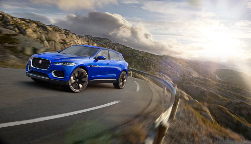 31 fotos más de Jaguar C-X17 Sports Crossover Concept