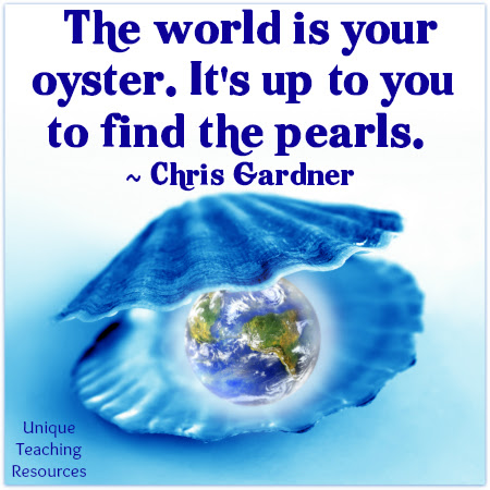 An Oyster Who Was Not Injured Will Never Produce Pearls Because