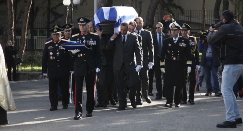 Η Ελλάδα αποχαιρέτησε τον Κωστή Στεφανόπουλο