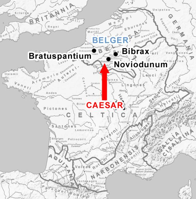 Mapa de Bello Gallico Liber2.png