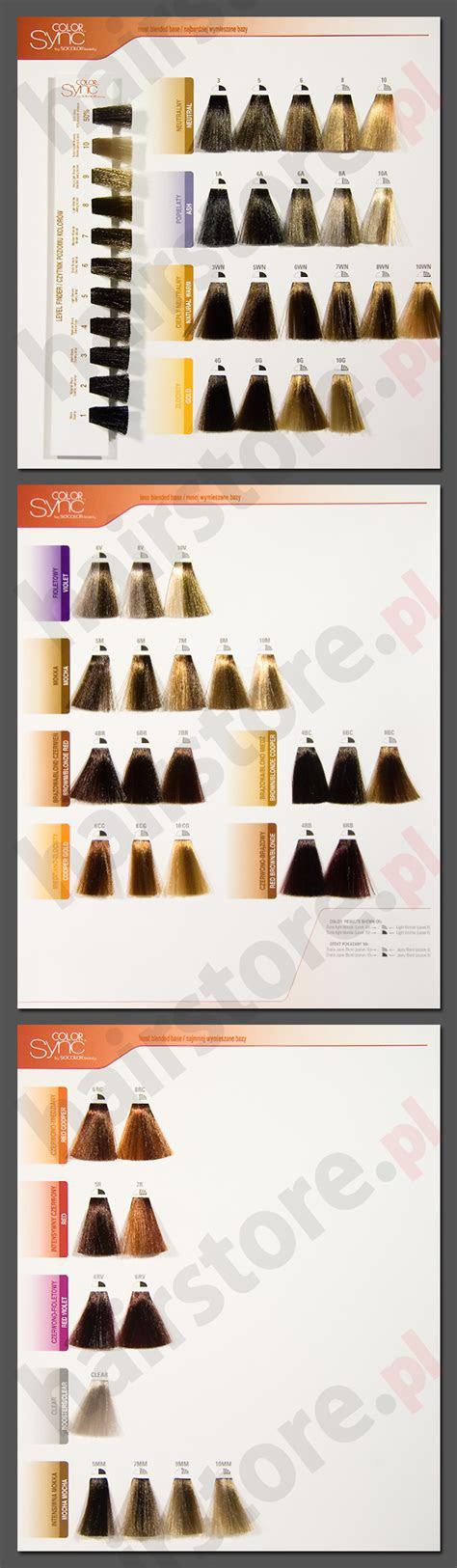 matrix color sync krem  koloryzacji ton  ton bez amoniaku ml hairstorepl