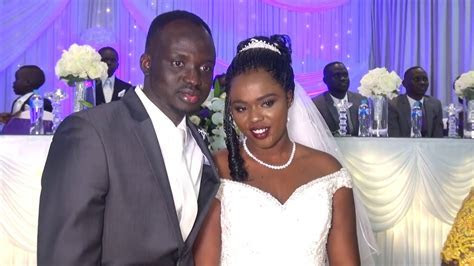 How South Sudanese Conduct Their Wedding Ceremony   YouTube