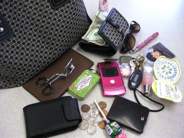Tu bolso puede ser un problema para tu salud